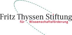 Logo Thyssen-Stiftung